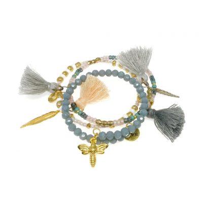 Two (Pom) Princes III | bangles, bracelets |