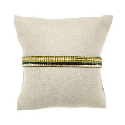 Baba (O) Riley | seedbeads, bracelets |