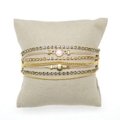Closin' Time | layered, bracelets |