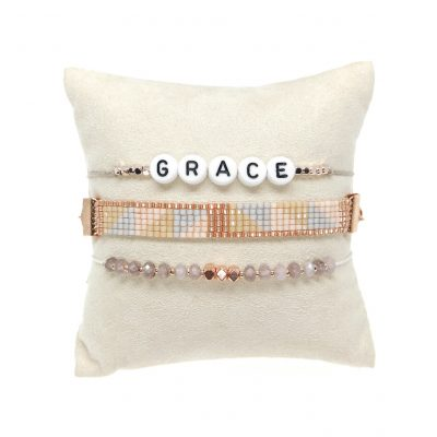 Perfectly Imperfect | seedbeads, bracelets |