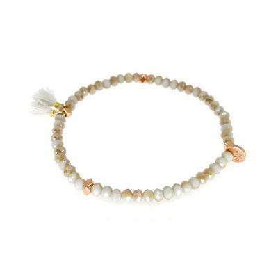Walter Mittie II | stretchy, bracelets |