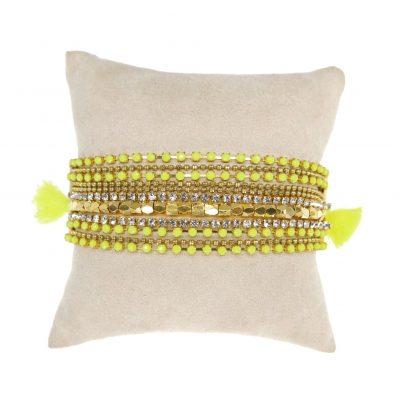 Eclipse   layered, bracelets  