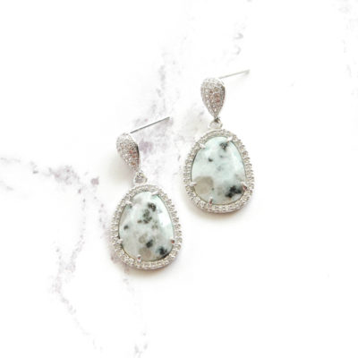 Drops (of) Jupiter I | semi-precious-earrings, earrings, drops, best-sellers |