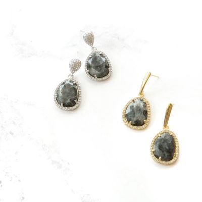 Drops (of) Jupiter IV | semi-precious-earrings, earrings, drops |