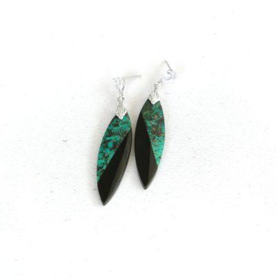 Mayura | new-arrivals, semi-precious-earrings, earrings |