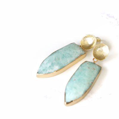 Lazuri | new-arrivals, semi-precious-earrings, earrings |